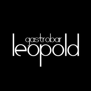 leopold black background 30 x 30cm leopold gastrobar