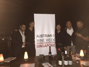 AUSTRIAN WINE WEEK – SINGAPORE – leopold